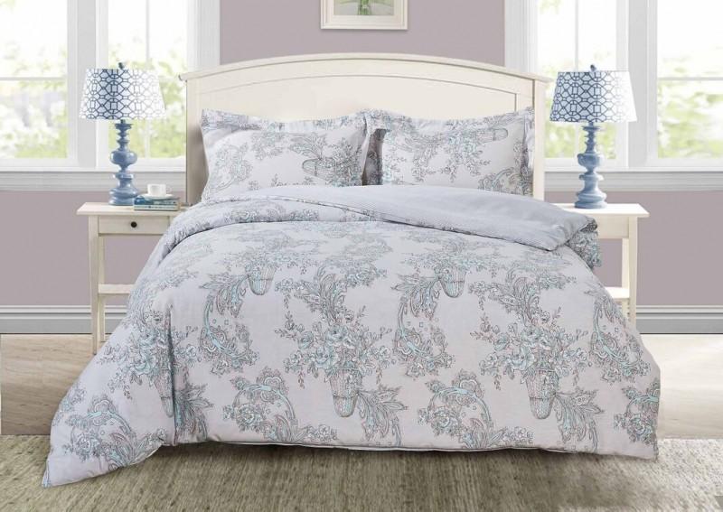 Комплект постельного белья Paisley collection Нежность (сатин)