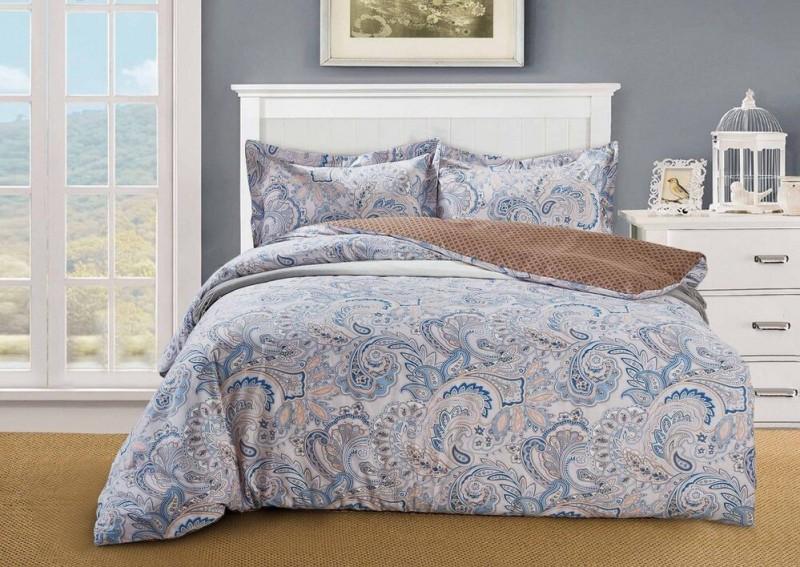 Комплект постельного белья Paisley collection Персия 1 (сатин)