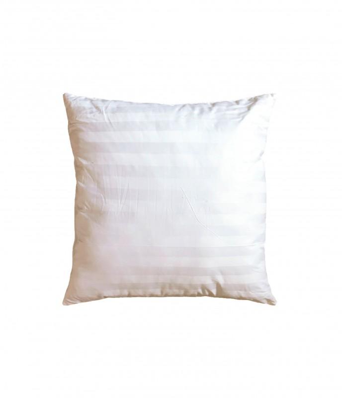 Подушка SELENA страйп-сатин (100% хлопок), 70x70 см