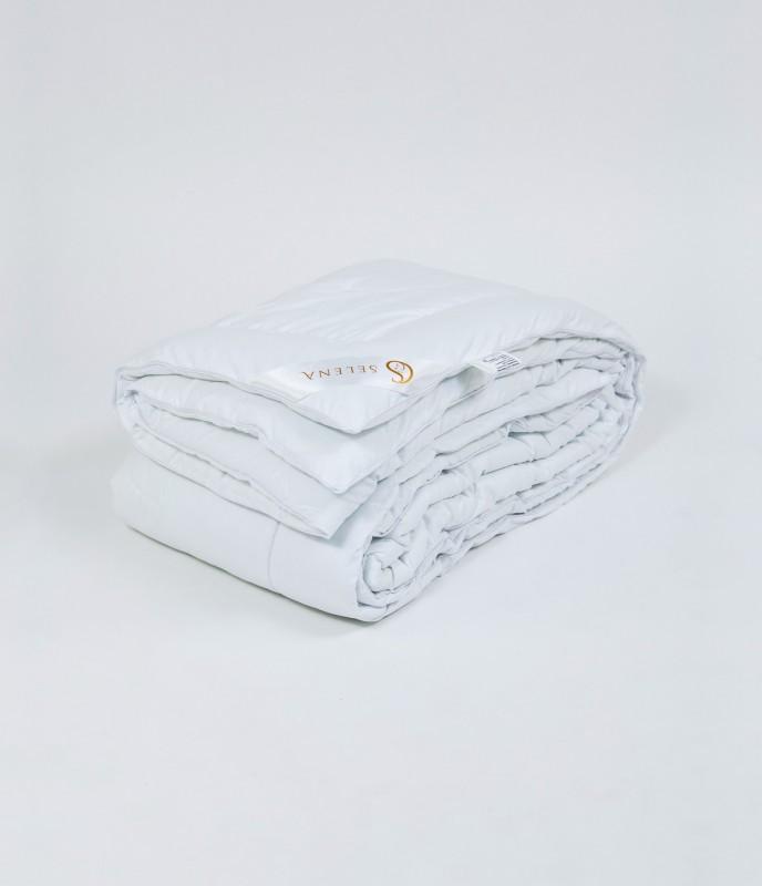 """Одеяло SELENA """"ОРИГАМИ"""" 2-х спальный, 172x205, Облегченное, с наполнителем Полиэфирное волокно"""