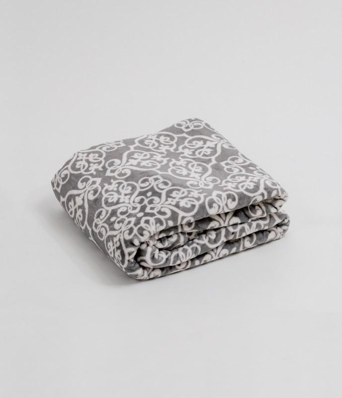 Плед (диз.8) 200х200 (см) (Velsoft) в сумке